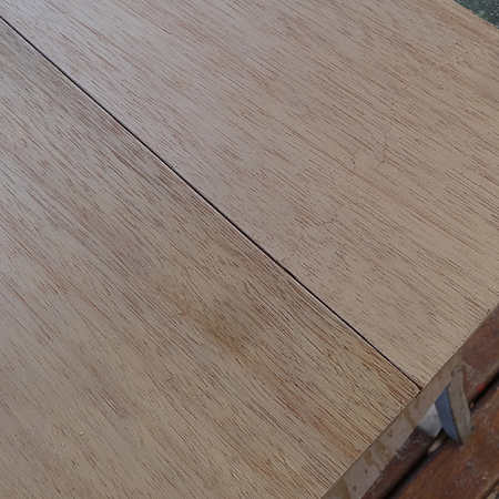 using a bosch biscuit jointer to join timber wood planks together