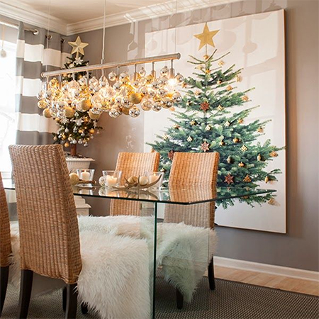 Christmas decor ideas on a budget