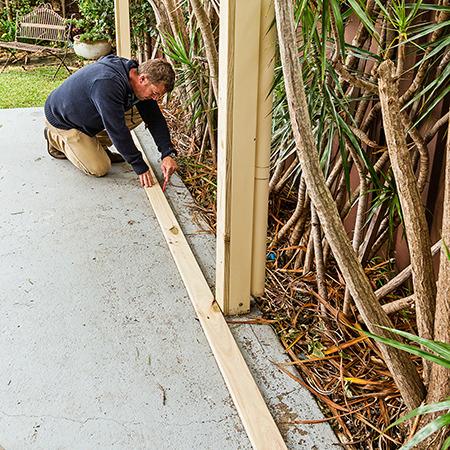 Home Dzine Garden Turn A Carport Into A Stylish Patio