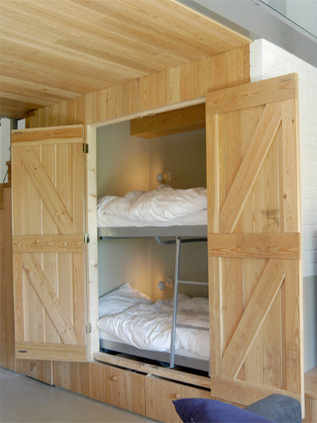 home dzine bedrooms making room for beds in small spaces. Black Bedroom Furniture Sets. Home Design Ideas
