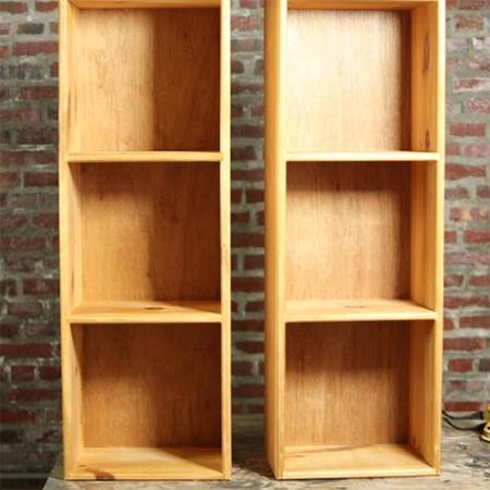 Home Dzine Home Diy Make A Simple Storage Headboard