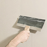How to get rid of bumpy walls