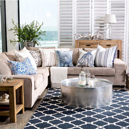 Give Your Home A Cosmetic Facelift Coastal Beach Theme