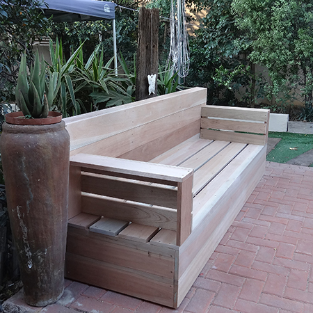 diy how to make outdoor patio furniture