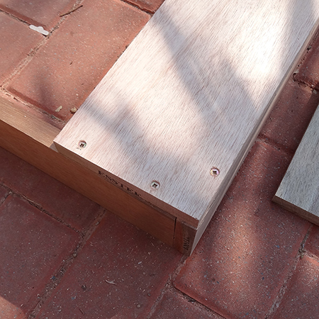 diy how to make outdoor patio furniture add slats