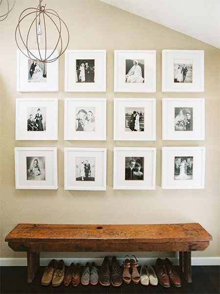 Home Dzine Decor Creative Ways To Display Your Family