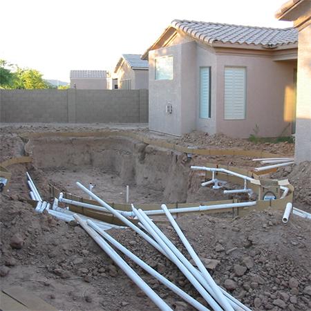 HOME DZINE Garden Ideas   Build your dream swimming pool ...