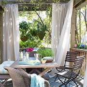 Make the most of your outdoor living areas