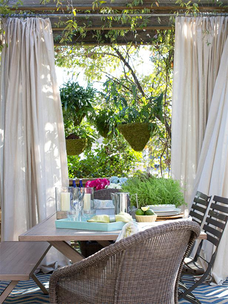 home dzine garden make the most of your outdoor living areas. Black Bedroom Furniture Sets. Home Design Ideas