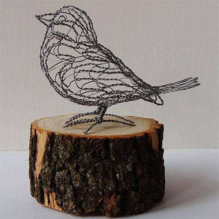 Home Dzine Craft Ideas Amazing Craft Ideas Using Wire