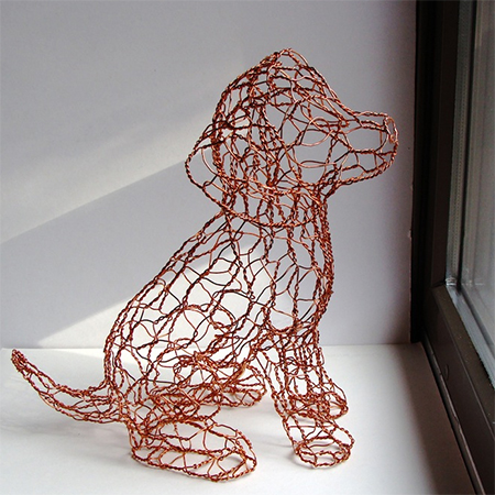 craft wire ideas home dzine craft ideas amazing craft ideas using wire 1701