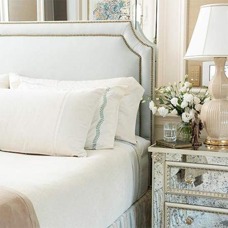 home dzine bedrooms easy upholstered headboard ideas diy upholstered headboard for nice bedroom ideas
