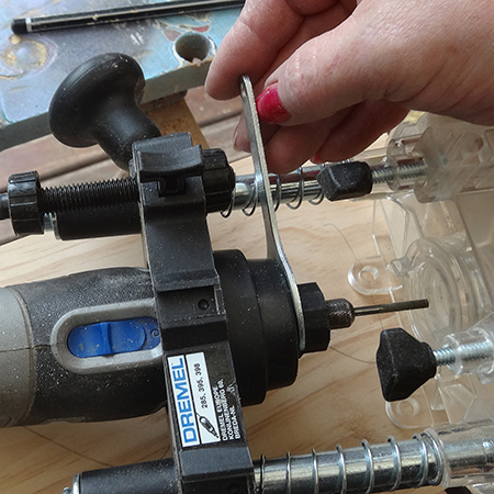 dremel 8200 multitool and plunge router attachment