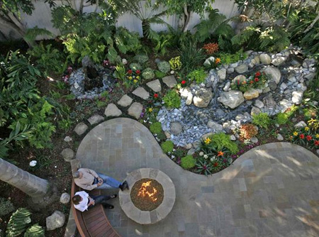 Turn your pool into a patio or use for greywater harvesting