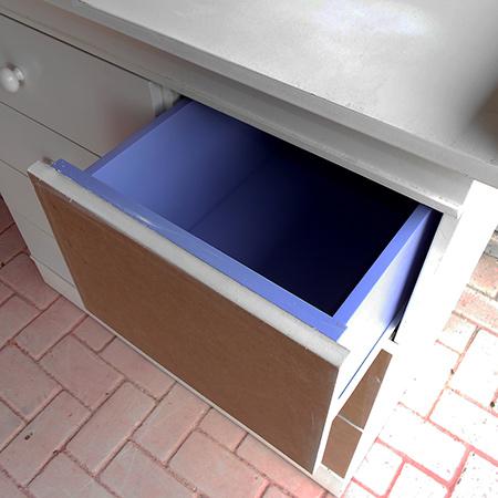 HOME DZINE | Refurbish melamine or laminate furniture