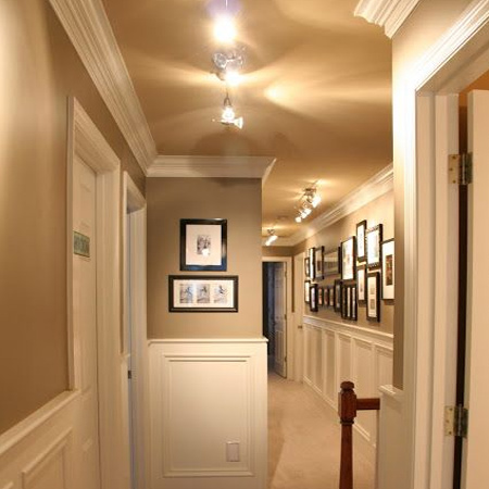 Easy and affordable remodelling ideas paint ceiling