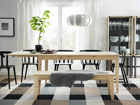 Take inspiration for Ikea's range for 2016