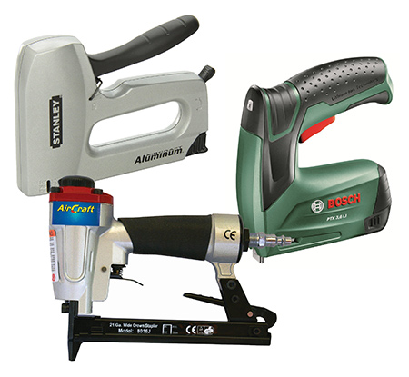 best staple gun for upholstery projects