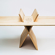 X-Table - a desktop for two!