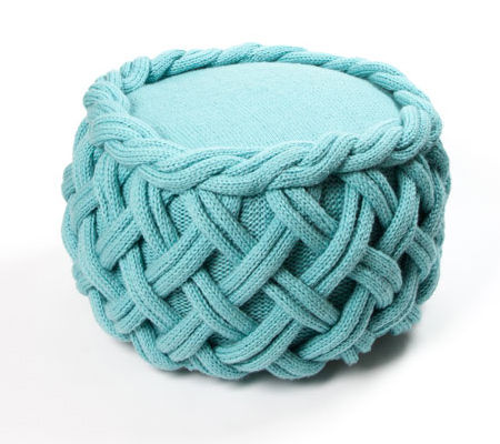 ... Knit Stools, Claire Anne Now Lives And Works In London Producing  Textiles For Furniture, Space And Suppliers. Claire Anne Loves To  Experiment With ...
