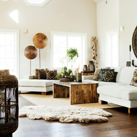 Easy tips to decorate living rooms