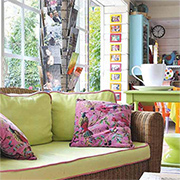 Colourful home ideas for spring