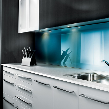 Home dzine home improvement lustrolite alternative to glass splashbacks - Splashback alternatives ...