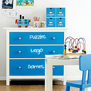 Dress up chest of drawers