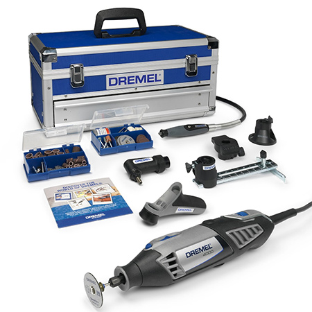 The Dremel 4000/6/128 Platinum Edition is currently on special offer at R2250, while stocks last