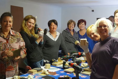 diy divas power tools and woodwork workshop