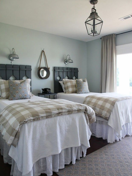 Ideas and inspiration for guest bedrooms