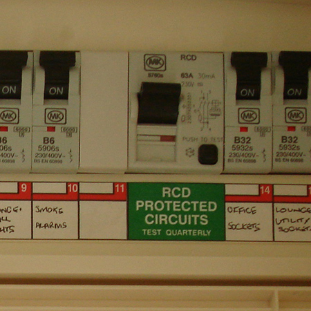 HOME DZINE Home DIY Home Electrical | Label a distribution board