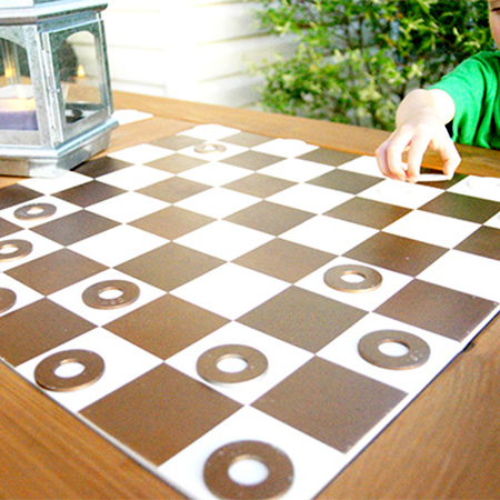 HOME DZINE Home DIY Make A Games Table - Make your own gaming table