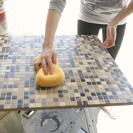 spray on grout sealer instructions