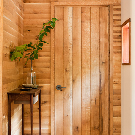 Naturally modern wood homes timber wall panelling