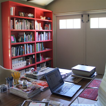 Ideas for a garage conversion office space