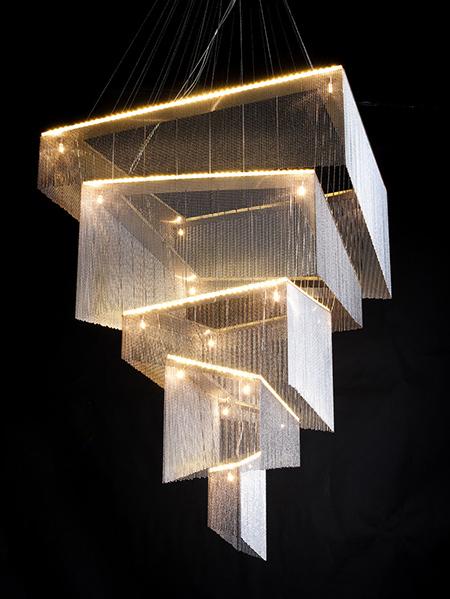 willowl& re-inventing the chandelier & HOME DZINE Home Decor | Re-inventing the chandelier azcodes.com