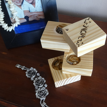 Diy Make A Wooden Ring Box
