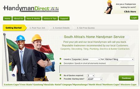 HOME DZINE Home DIY | Handyman Direct online services