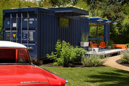 Home Dzine Home Decor Shipping Container Comfortable
