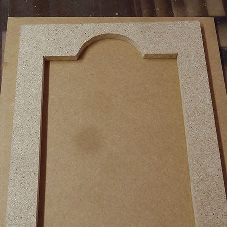 How to make mdf doors