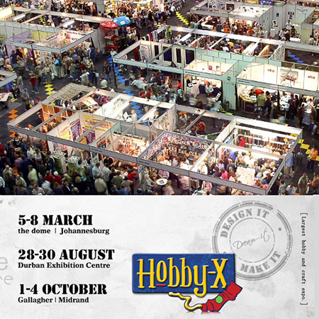 Hobby-X Joburg takes place from 5 to 8 March 2015
