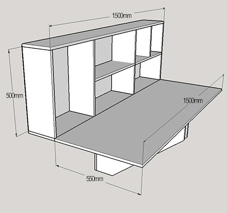 fold away small space compact dining table for eat in kitchen