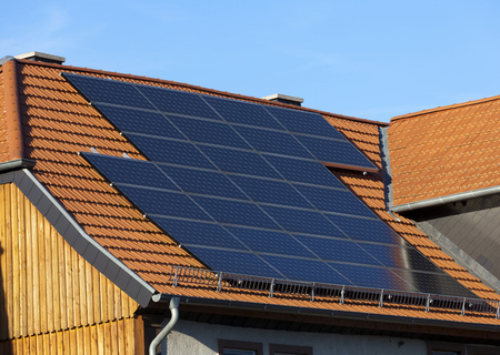 Switching over to photovoltaic power