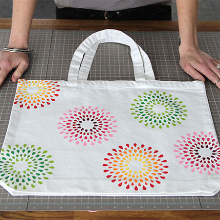 Canvas Tote Bag Craft Ideas