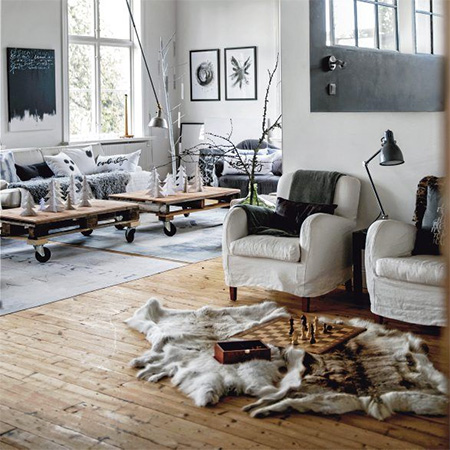 Scandinavian style for 2015