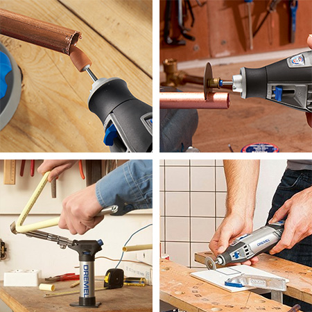 dremel 4200 multi tool for bathroom renovations