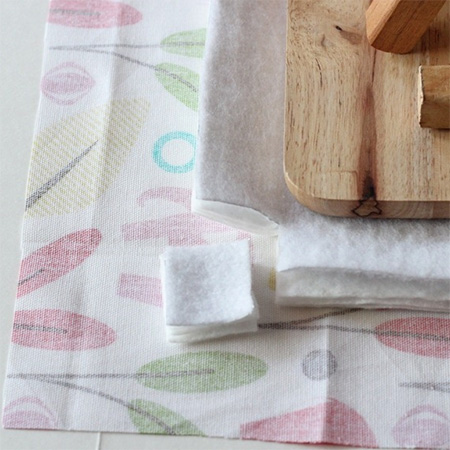upholster table ironing board