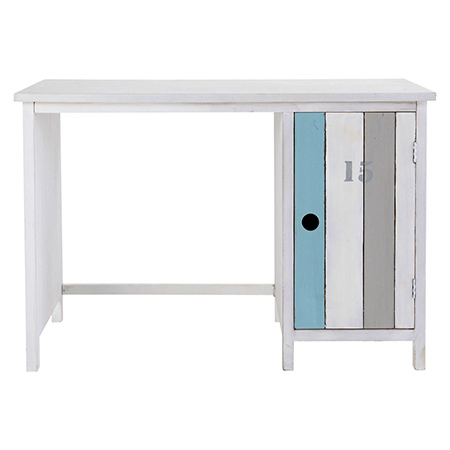 coastal style furniture for a child's bedroom beach desk