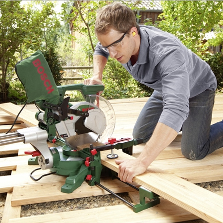 Which power saw is the best one bosch sliding compound mitre saw